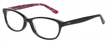 Anna Sui AS616 Glasses in Black