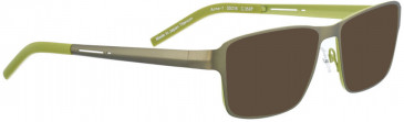 BELLINGER ARNE-1 sunglasses in White Pearl