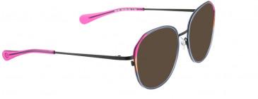 BELLINGER ARC-X2 sunglasses in Grey Transparent