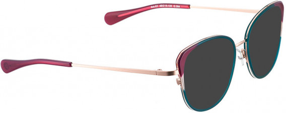 BELLINGER ARC-X1-49 sunglasses in Green