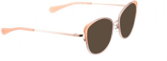 BELLINGER ARC-X1-48 sunglasses in Rose Transparent