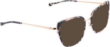 BELLINGER ARC-X sunglasses in Black/White