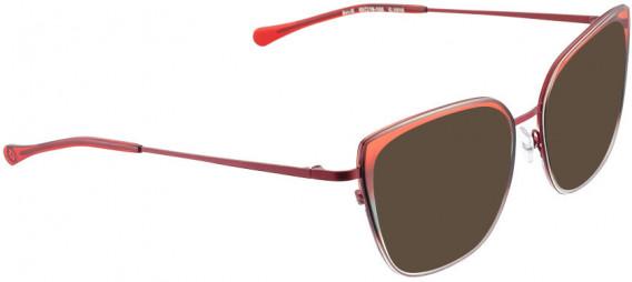 BELLINGER ARC-X sunglasses in Red
