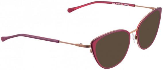 BELLINGER ARC-9 sunglasses in Burgundy