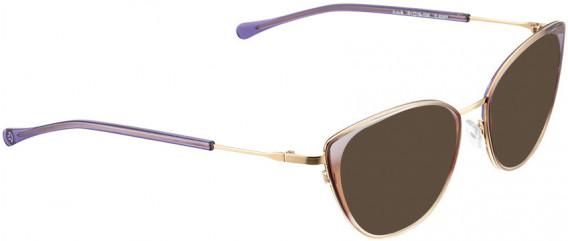 BELLINGER ARC-9 sunglasses in Purple