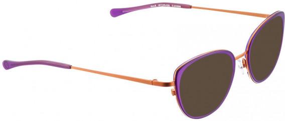BELLINGER ARC-8 sunglasses in Purple