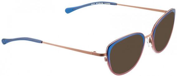 BELLINGER ARC-8 sunglasses in Blue