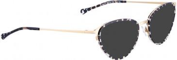 BELLINGER ARC-7 sunglasses in Gold