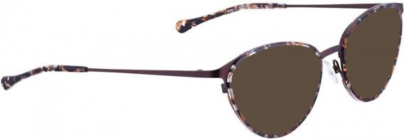 BELLINGER ARC-7 sunglasses in Brown