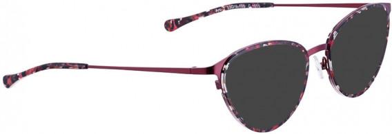 BELLINGER ARC-7 sunglasses in Red