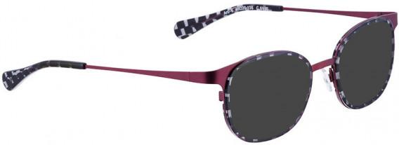 BELLINGER ARC-6 sunglasses in Aubergine
