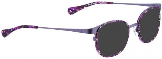 BELLINGER ARC-6 sunglasses in Purple