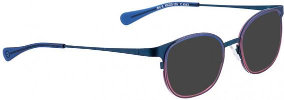BELLINGER ARC-6 sunglasses in Blue