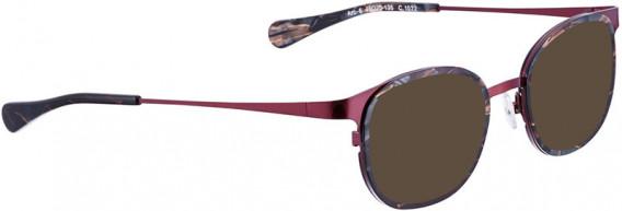 BELLINGER ARC-6 sunglasses in Red