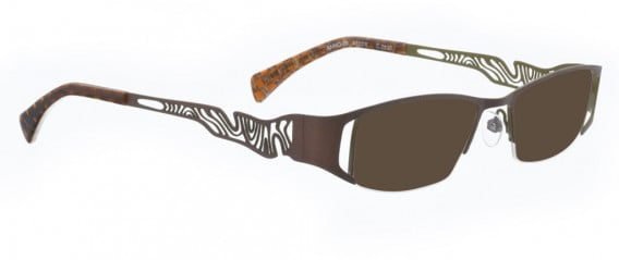 BELLINGER ANNO-09 sunglasses in Mocca