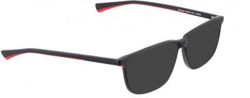 BELLINGER ALBATROSS sunglasses in Matt Black
