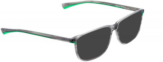 BELLINGER ALBATROSS sunglasses in Grey/Green