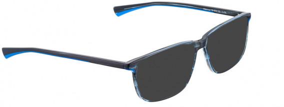 BELLINGER ALBATROSS sunglasses in Blue Pattern