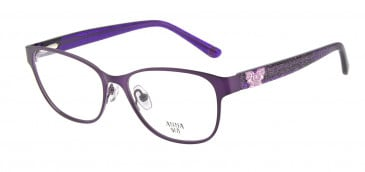 Anna Sui AS213 Glasses in Purple