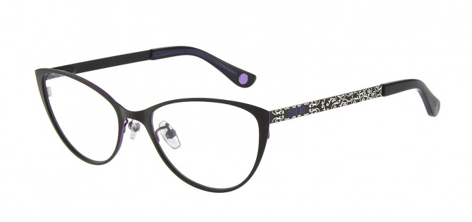 Anna Sui AS214A Glasses in Black