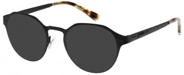 Superdry SDO-BRADY Sunglasses in Black/Camo