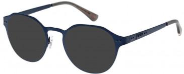Superdry SDO-BRADY Sunglasses in Blue/Grey