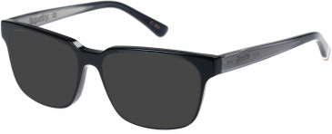 Superdry SDO-CHARLI Sunglasses in Gloss Black
