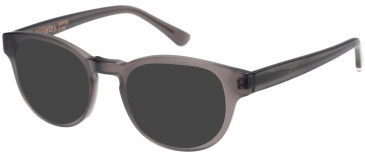 Superdry SDO-JONNY Sunglasses in Matte Grey