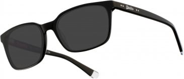 Superdry SDO-OREGON Sunglasses in Gloss Black
