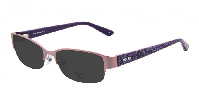Anna Sui AS202 Sunglasses in Pink