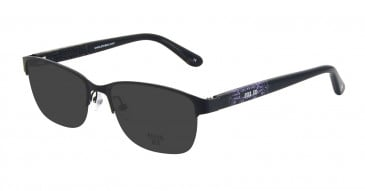Anna Sui AS204 Sunglasses in Black