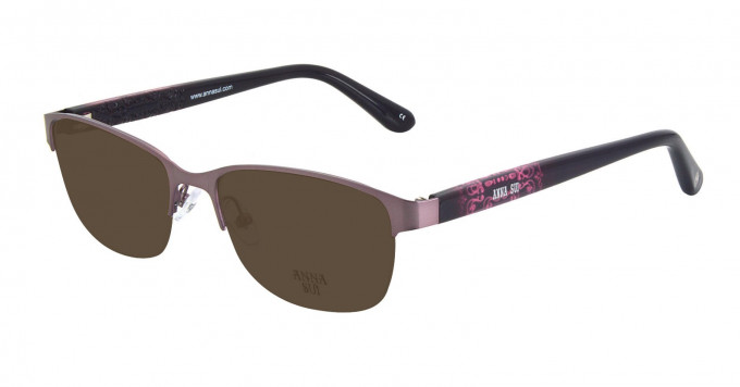 Anna Sui AS204 Sunglasses in Pink