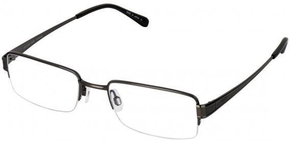 JAEGER 268 Designer Prescription Glasses in Gunmetal