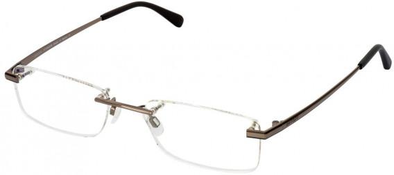 JAEGER 270 Designer Prescription Glasses in Bronze