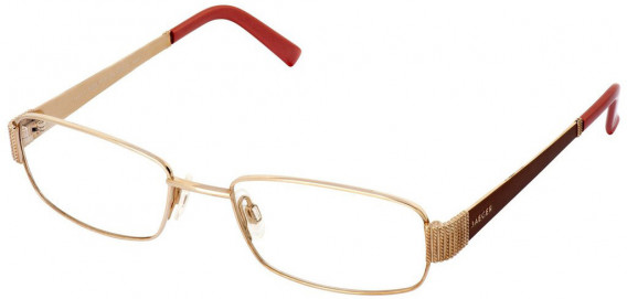 JAEGER 278 Designer Prescription Glasses in Rose