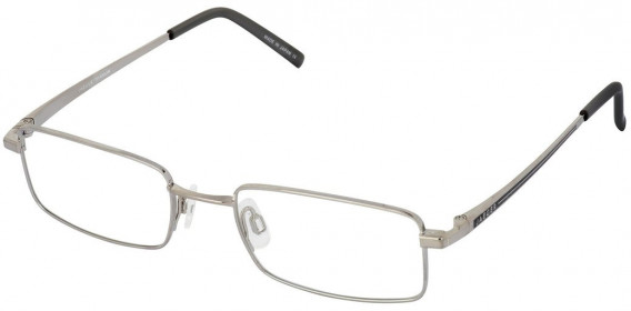 JAEGER 281 Designer Prescription Glasses in Titan