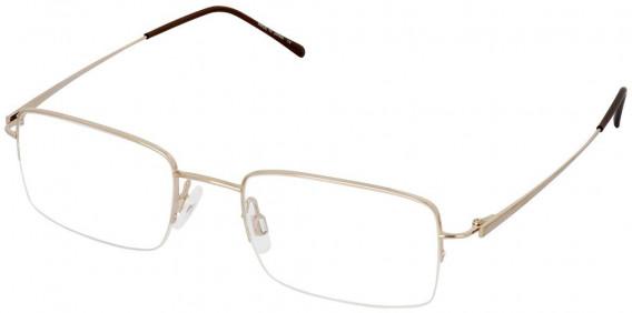 JAEGER 282 Designer Prescription Glasses in Gold