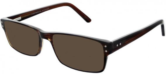 Zenith 77-51 Sunglasses in Brown