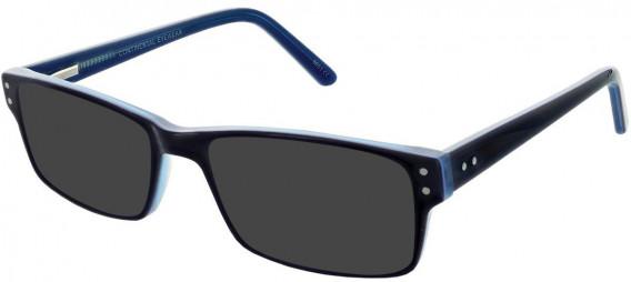 Zenith 77-51 Sunglasses in Navy