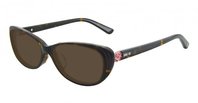 Anna Sui AS606 Sunglasses in Demi