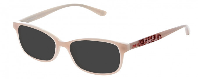 Anna Sui AS612 Sunglasses in Pink