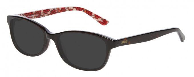 Anna Sui AS616 Sunglasses in Demi