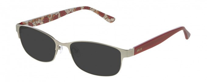 Anna Sui AS207 Sunglasses in Gold