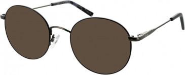 Zenith 91 sunglasses in Black