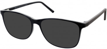 Matrix 836 sunglasses in Black