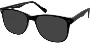 Matrix 834 sunglasses in Black