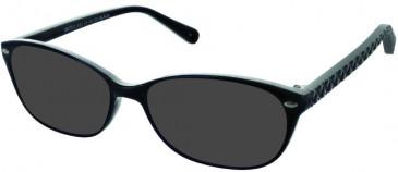 Matrix 833 sunglasses in Black