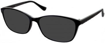Matrix 831 sunglasses in Black