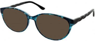 Matrix 830 sunglasses in Blue Tort
