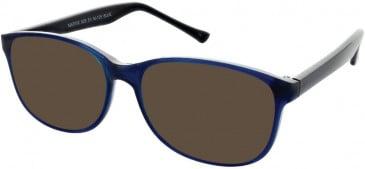 Matrix 829 sunglasses in Blue